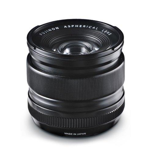 Fujifilm 14 mm f:2.8 XF R - Objetivo (Distancia Focal Fija, diámetro: 58 mm), Negro