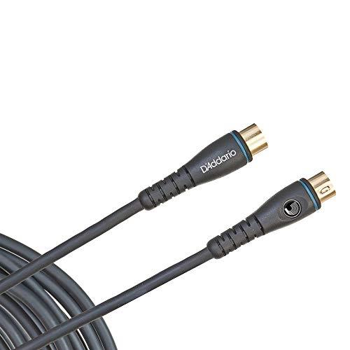 Planet Waves PW-MD-05 Custom Series Speaker Cables Midi Kabel 1,5m (5 Fuß) schwarz