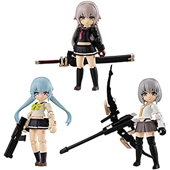デスクトップアーミー 重兵装型女子高生 第一分隊