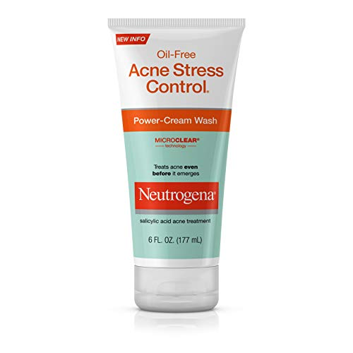 Neutrogena Acne sin aceite 175 ml Control de Estrés power-cream