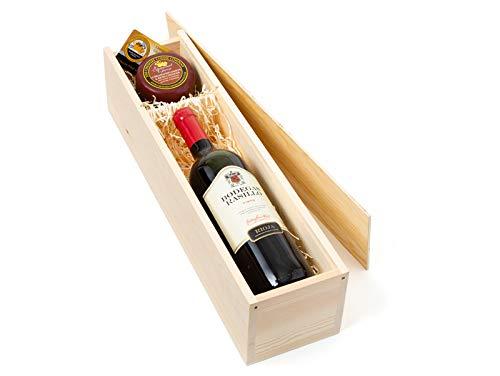 Rioja Wine & Kaeseliebhaber Geschenkbox + Kaese Club Mitgliedschaft