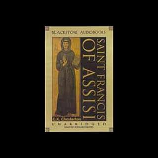 Saint Francis of Assisi audiobook cover art