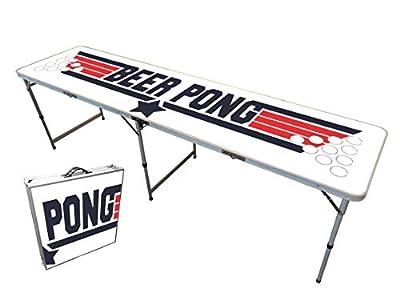 Original Cup - Beer Pong Tisch Set, Topgun