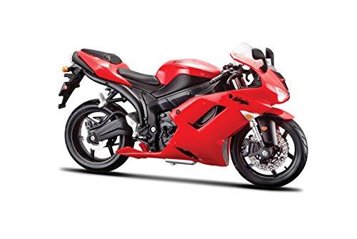 Maisto Kawasaki Ninja ZX-6R Schaalmodel 1:12 Motorfiets