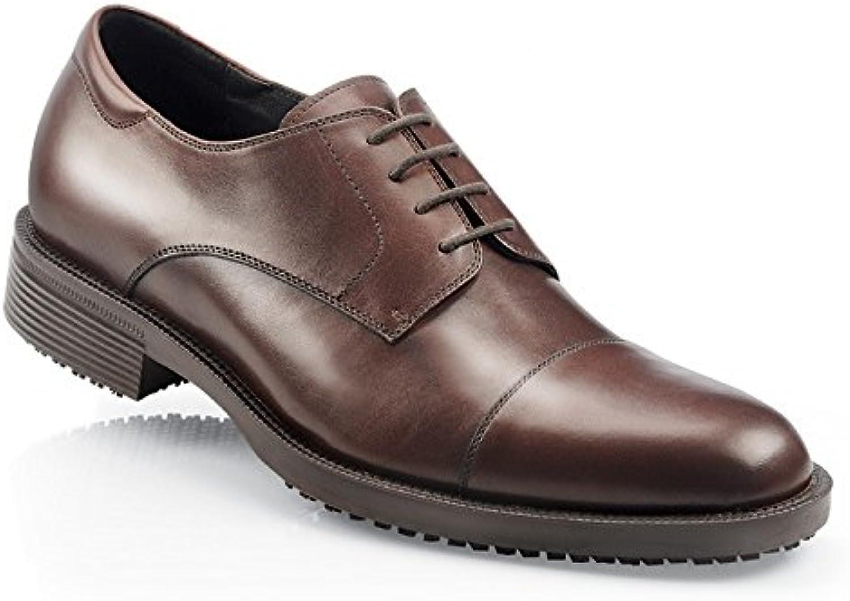 Schuhe for Crews 1211-09-44 9.5 10.5 Senator Arbeitsschuh, Herren, Größe 44 EU, Braun
