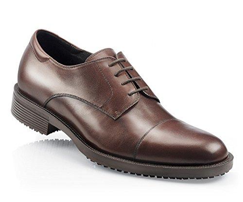 Shoes for Crews 1211-09-45/10/11 Senator Arbeitsschuh, Herren, Größe 45 EU, Braun
