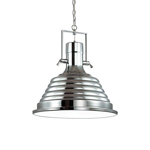 Ideal Lux lámpara de techo Fisherman Color Cromo y montura de metal