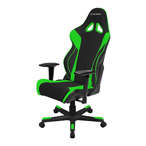 DXRacer Racing Series OH/RAA106/NE Racing Style Bucket Seat Ergonomic Executive...