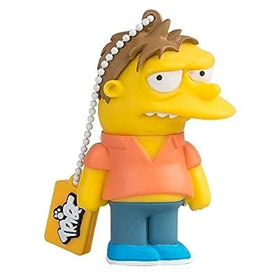Tribe Toonstar Pendrive Simpsons Funny USB