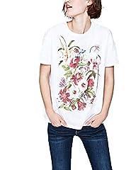 Pepe Jeans Camiseta Manga Corta para Mujer - Pepe Jeans
