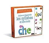 Je joue et j'apprends les syllabes et les mots - Livre + cartes de jeux dès 5 ans