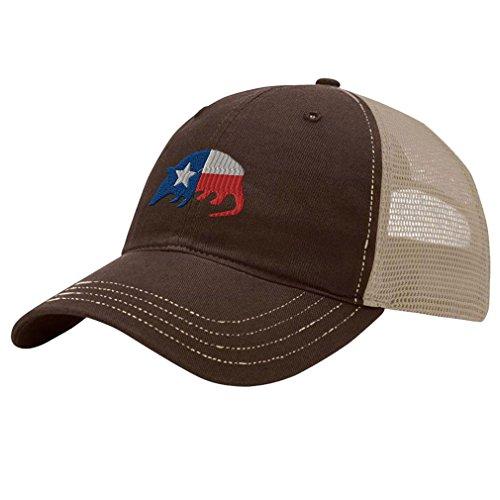 Speedy Pros Armadillo Texas Flag Embroidery Design Richardson Cotton...