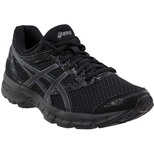 ASICS Gel-Excite 4 Men's Running Shoe, Black/Carbon/Black, 11 M US