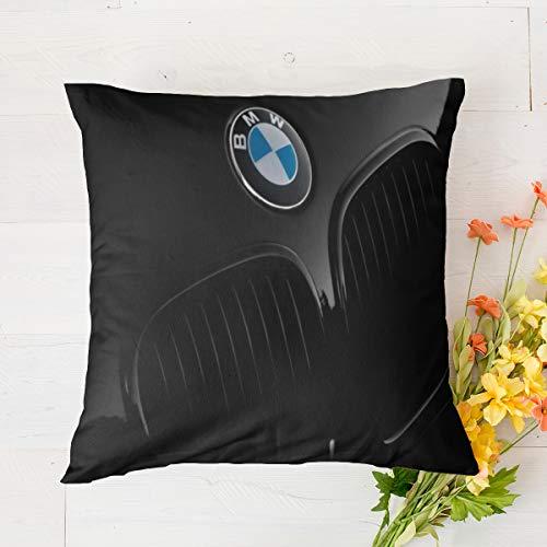 B-M-W almohada mejor para dormir laterales/pierna inferior/espalda/cadera/rodilla/articulación-espuma viscoelástica contorno pierna almohada con funda lavable