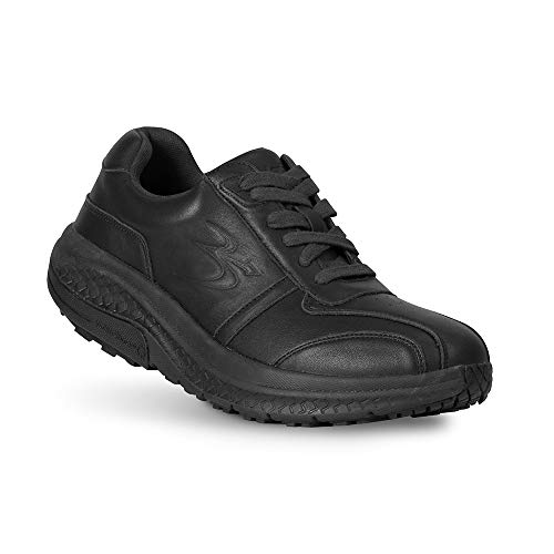 Gravity Defyer Women's G-defy Cloud Walk Athletic Shoes Black - 8 Medium
