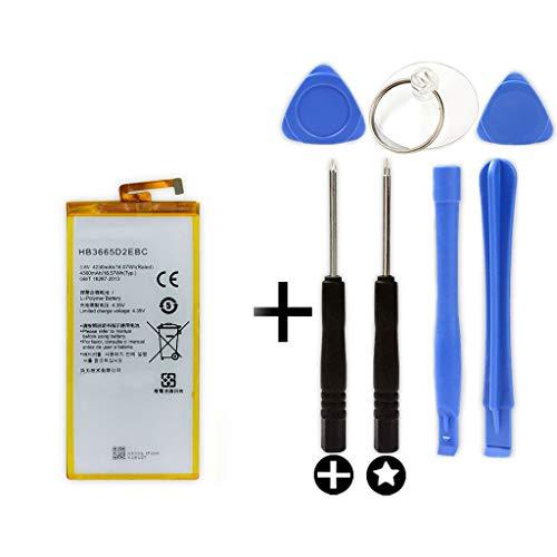 Bateria Interna para Huawei P8 MAX + Kit Herramientas/Tools | HB3665D2EBC