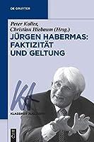 Jurgen Habermas: Faktizitat Und Geltung (Klassiker Auslegen)