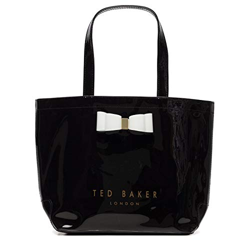 Ted Baker LONDON HARICON, Icona Donna, Nero, One Size