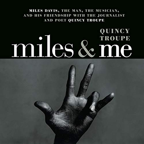 Couverture de Miles and Me