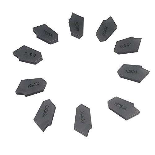 GBJ SP300PC9030 Slotted Carbide Inserts Parting And Grooving Metal Tool Lathe Tool Grooving Turning Tool