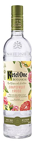 Ketel One Vodka Botanicals Grapefruit Rose, 750 ml, 60 Proof