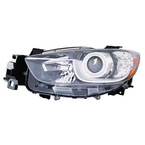 OE Replacement Headlight MAZDA CX5 2013-2016 (Partslink MA2518146)