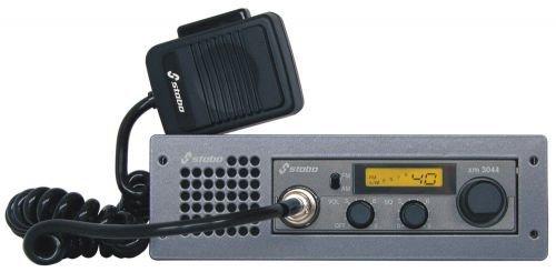 CB Radio STABO XM 3044 AM-FM, Squelch, 40-Kanal, 1 Din-Gehäuse enthalten