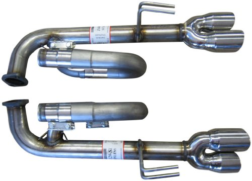 Solo Performance Axle Back Exhaust Kit for V8 G8 Cars