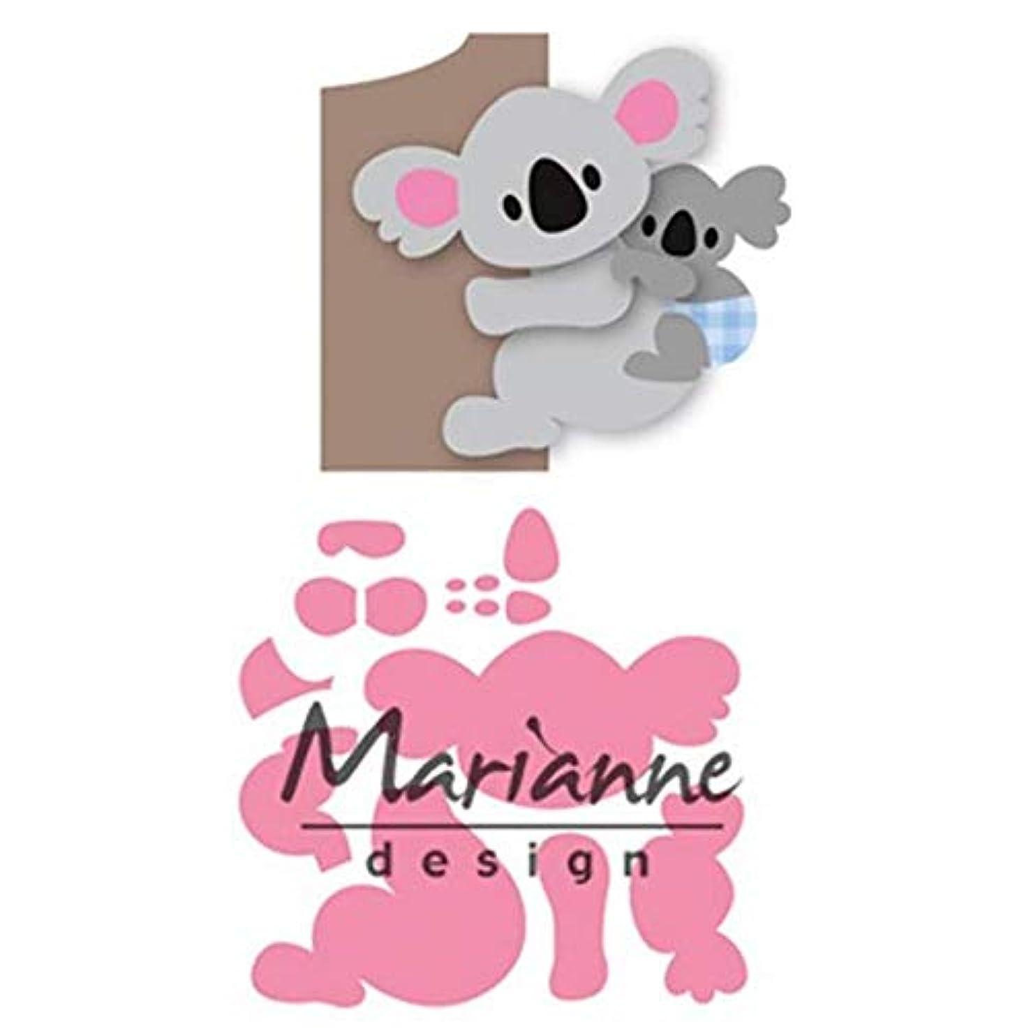 Marianne Design Collectables Eline's Koala & Baby