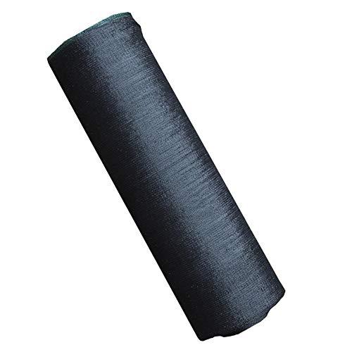 LDFZ Aquah schaduwnet, zwart zonnescherm voor bescherming van planten, inkijkbescherming, heavy duty commercial, pergola, 3-polig, 3-polig, 6-polig