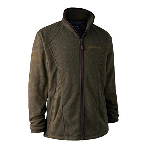 Deerhunter Wingshooter Fleecejacke 5883 m. Membran in Graphite Green (XL)