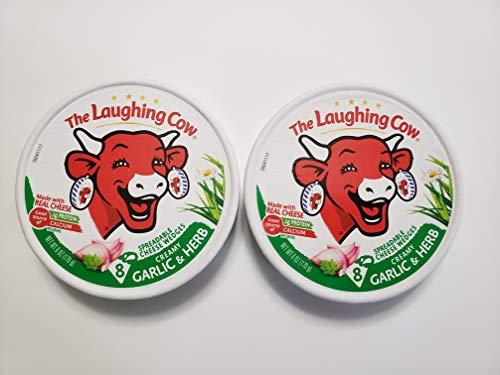 Laughing Cow Creamy Swiss with Garlic & Herbs