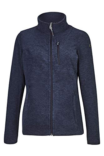 Killtec Damen Caddry Fleecejacke, dunkelnavy, 46