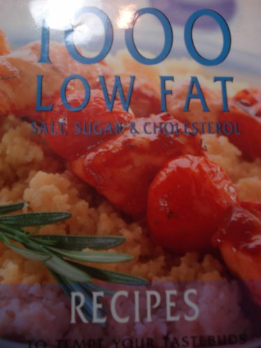 1000 low calorie recipes - 2