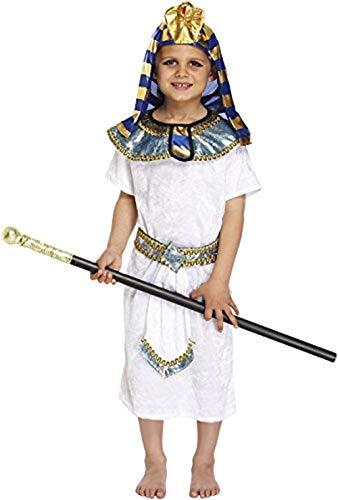 Pams - Costume da faraone egiziano, taglia L (10 -...