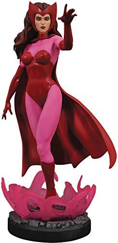 Marvel Comics NOV192343 Marvel Premier - Estatua de Bruja Escarlata, Varios