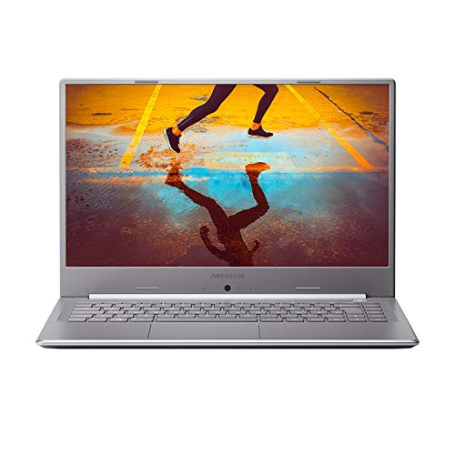 MEDION S6446 39,5 cm (15,6 Zoll) Full HD Notebook (Intel Core i3-8145U, 8GB DDR4 RAM, 512GB PCIe SSD, Schnellladefunktion, Win 10 Home)