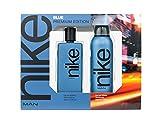 Nike - Blue Estuche de Regalo para Hombre, Eau de Toilette 100 ml y Desodorante en Spray 200 ml
