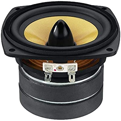 Monacor 10.2590 High-Tech Midrange Speaker with Kevlar Cone by Monacor
