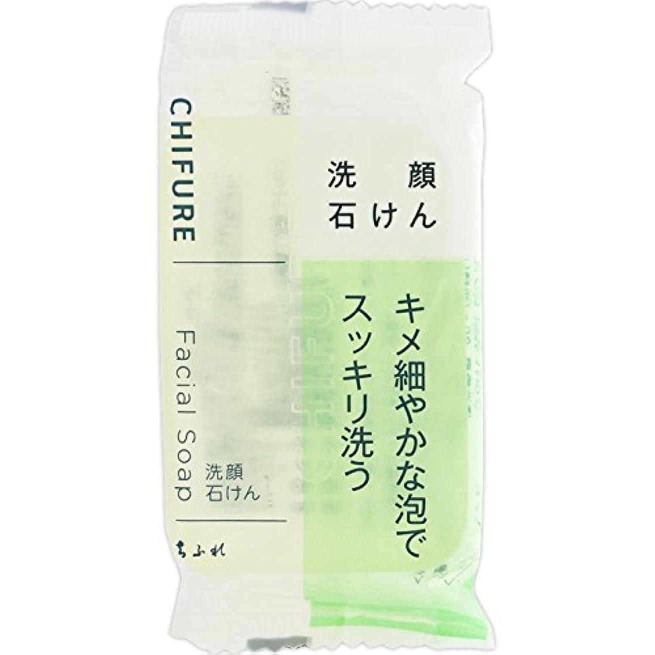 トーン合金発見するちふれ 洗顔石鹸80g無香料?無着色