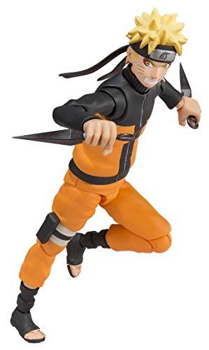 TAMASHII NATIONS Bandai S.H. Figuarts Sage Mode Naruto Shippuden Action Figure
