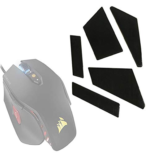 Mouse Sticker Mice feet Pads Compatible for Corsair M65 pro RGB Gaming Mouse