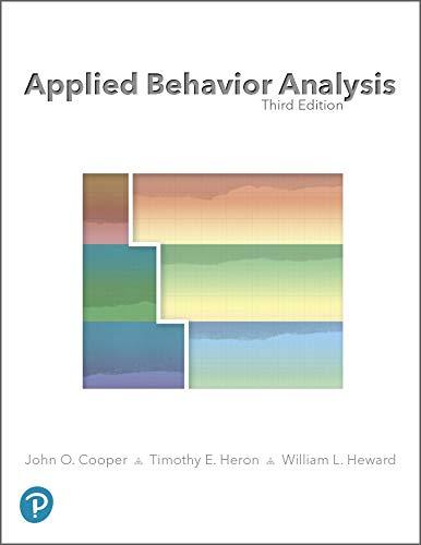 Applied Behavior Analysis (2-downloads)