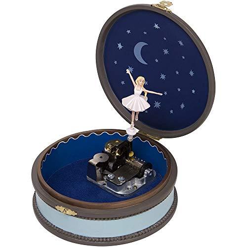 Caja de joyas fetiche de Félicie–Ballerina©