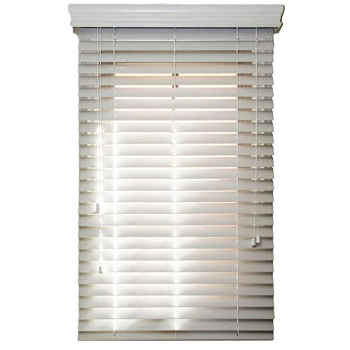 best way to clean faux wood blinds