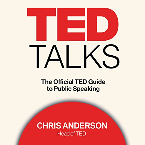 Page de couverture de TED Talks