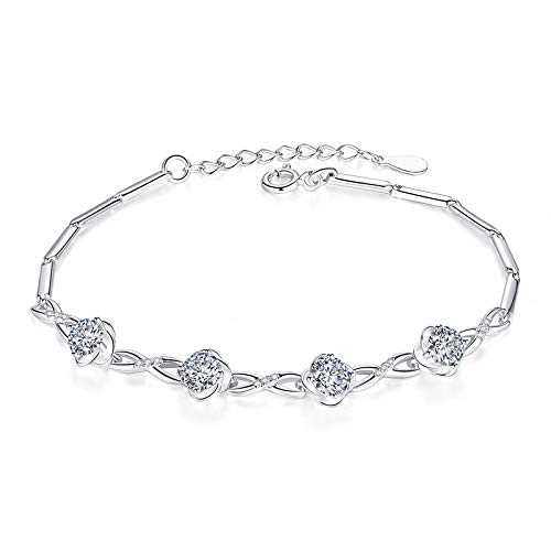 Silver Bracelet Sansei Iii Bracelet Simple Sen Department Personality...