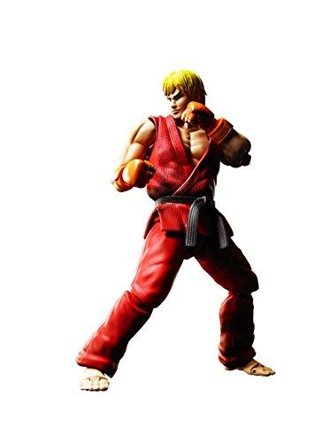 Bandai - Ken Masters Street Fighter Figuarts No.07, BDISF238942