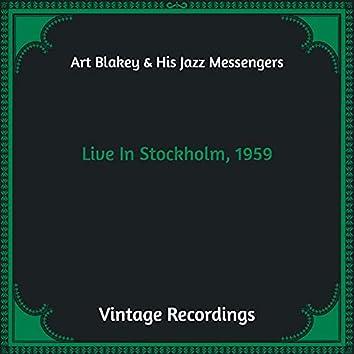 Live In Stockholm, 1959 (Hq Remastered)