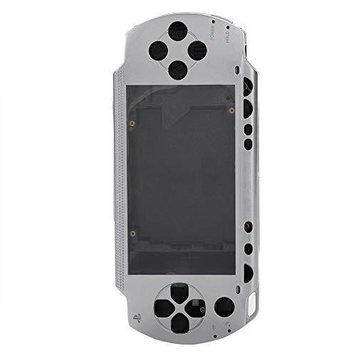 Hakeeta - Carcasa de Repuesto para PSP 1000, Carcasa antigolpes y antipresión para PSP1000 con Carcasa Frontal de Mainframe + Carcasa